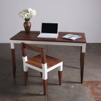 Cameron Helvey_Desk and Chair