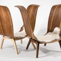 Jason McCloskey Wing Chairs