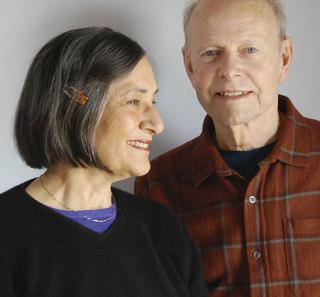 Bebe and Warren Johnson, AOD 2014