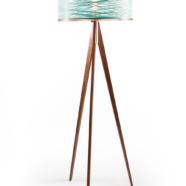Sinuous Floor Lamp