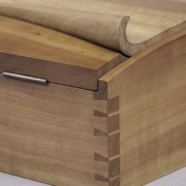 October Box, detail