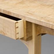 Bathymetry, desk, detail